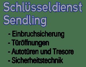 Schlüsseldienst München Sendling Günstig